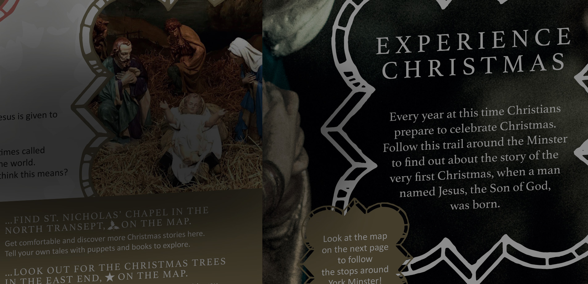 Experience Christmas trail